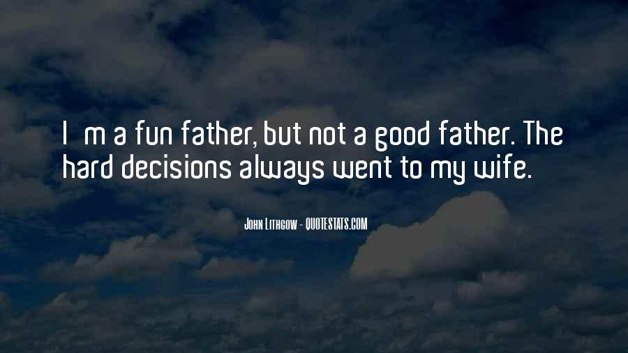 Dad Vs Father Quotes #71738