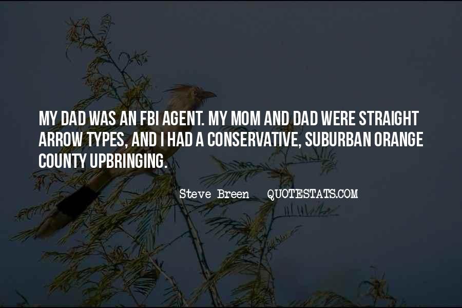 Dad Vs Mom Quotes #58277
