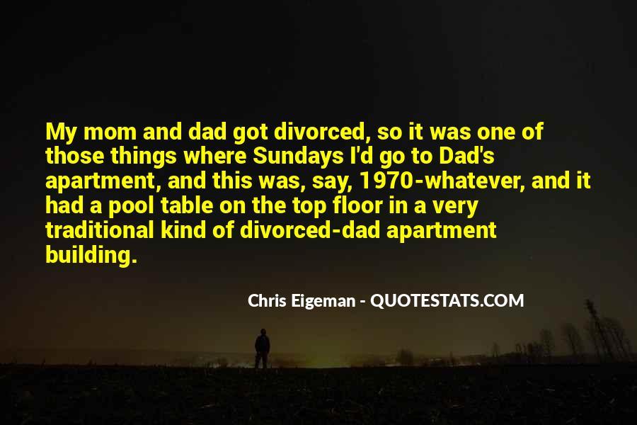 Dad Vs Mom Quotes #58936