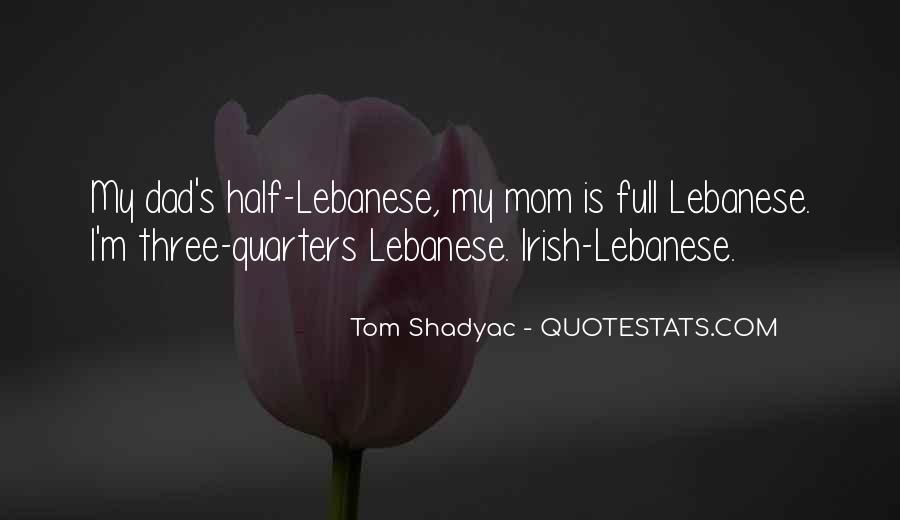 Dad Vs Mom Quotes #5947