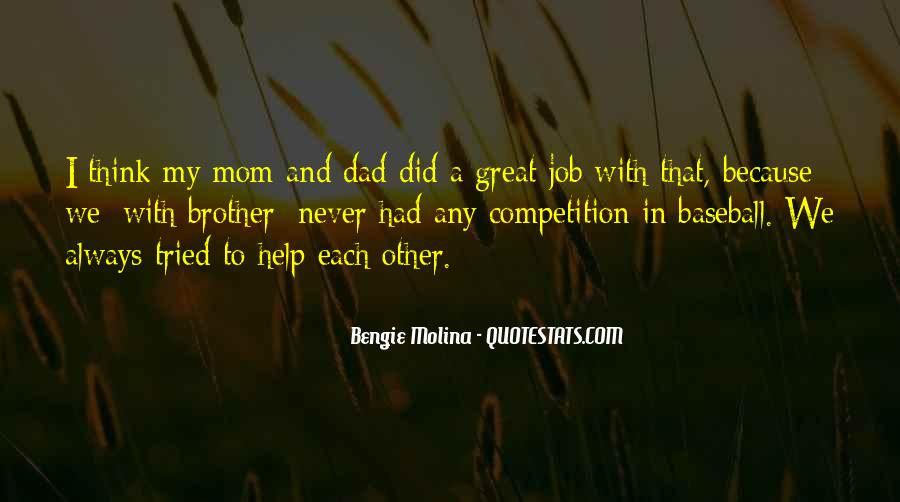 Dad Vs Mom Quotes #61202