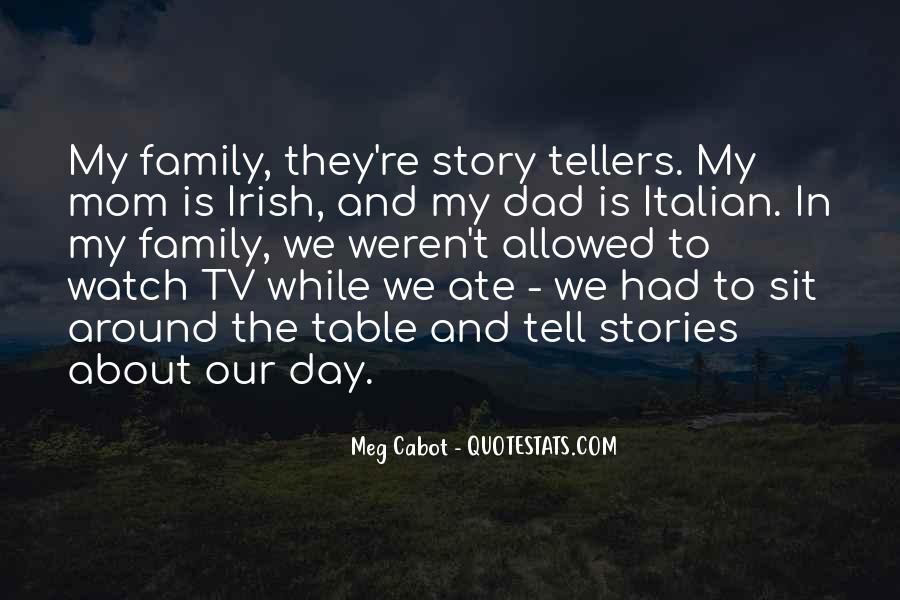Dad Vs Mom Quotes #61331