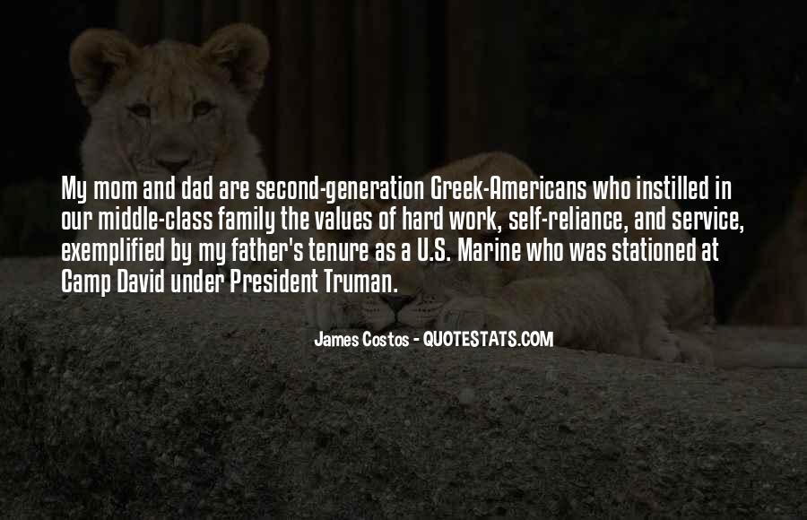 Dad Vs Mom Quotes #61645