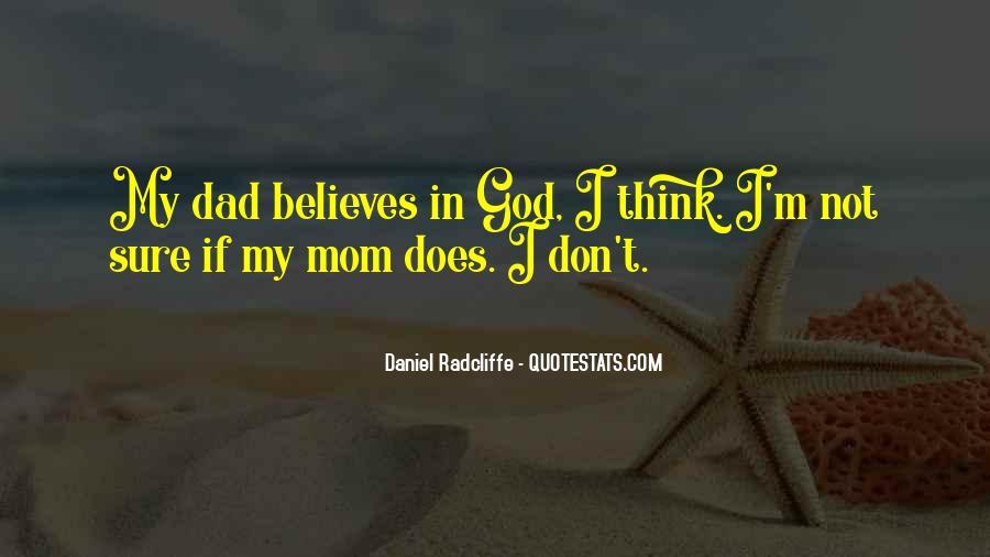 Dad Vs Mom Quotes #76174