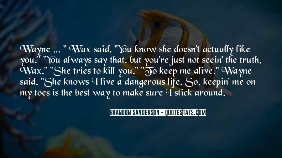 Quotes About Keep On Keepin On #746117