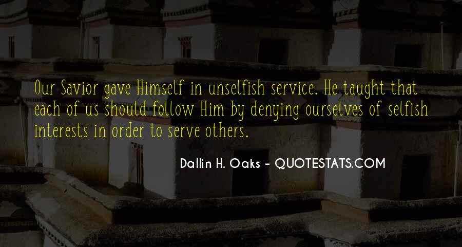 Dallin Oaks Quotes #1011459