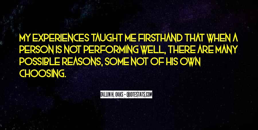 Dallin Oaks Quotes #1296865