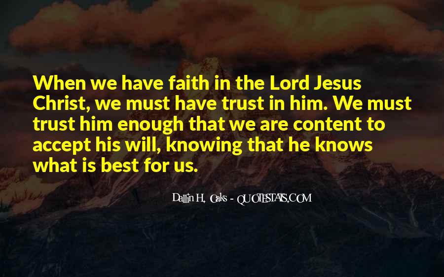 Dallin Oaks Quotes #1302677