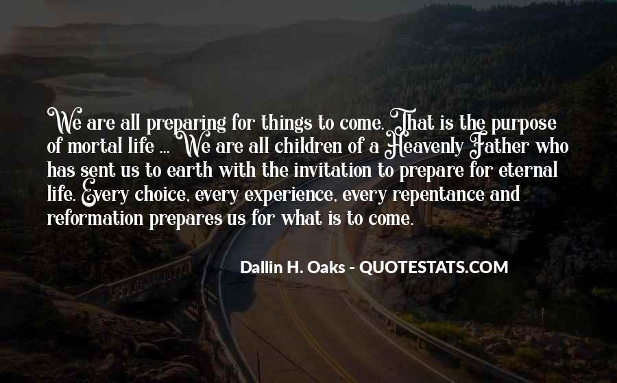 Dallin Oaks Quotes #1456542