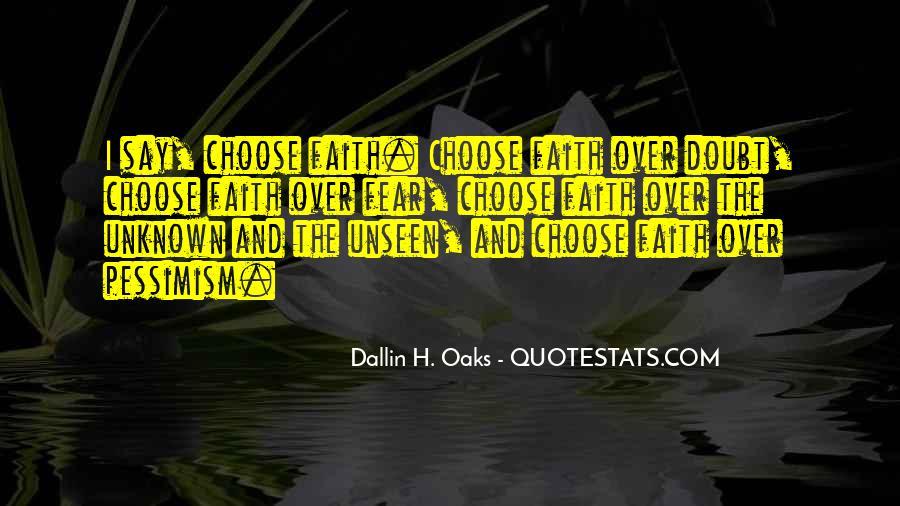 Dallin Oaks Quotes #1508917