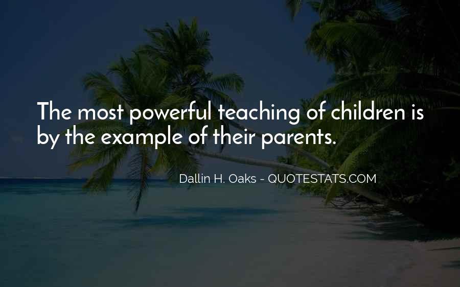 Dallin Oaks Quotes #1555706