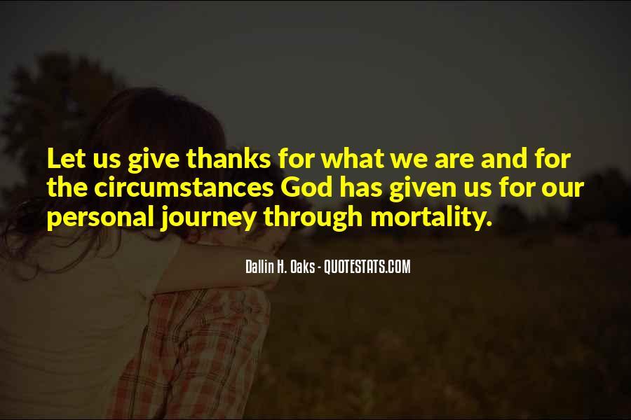 Dallin Oaks Quotes #1625603