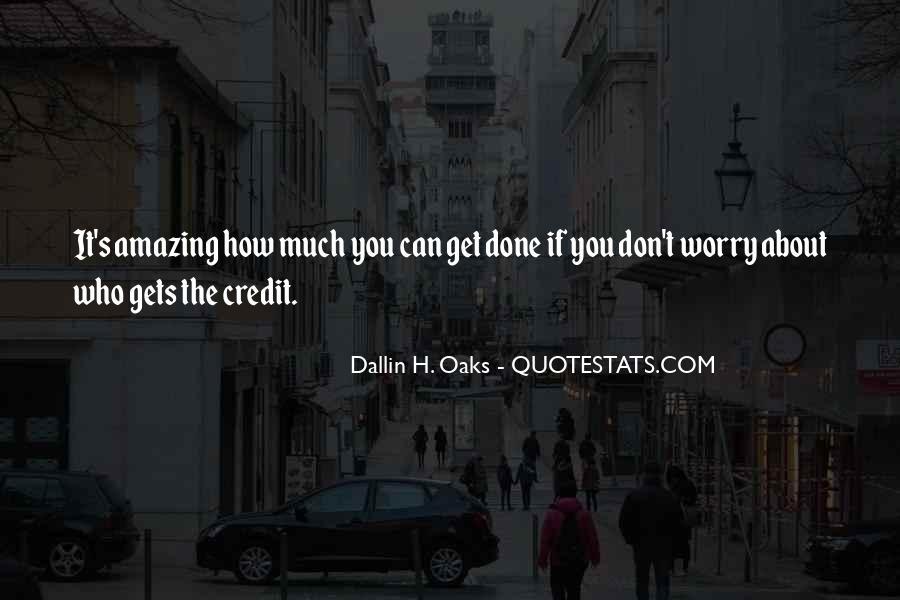 Dallin Oaks Quotes #1636318
