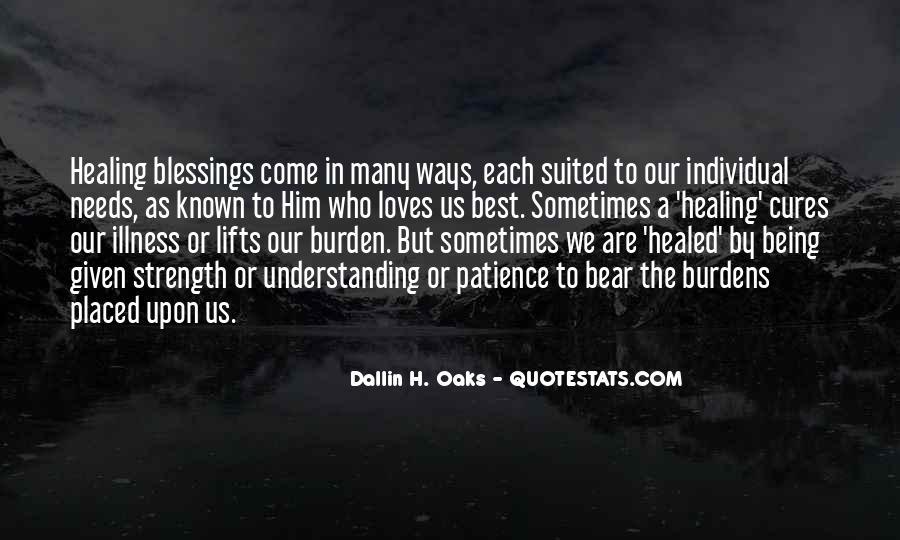 Dallin Oaks Quotes #1658532