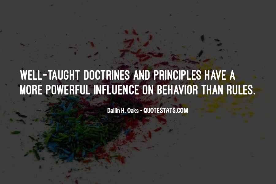 Dallin Oaks Quotes #1665190