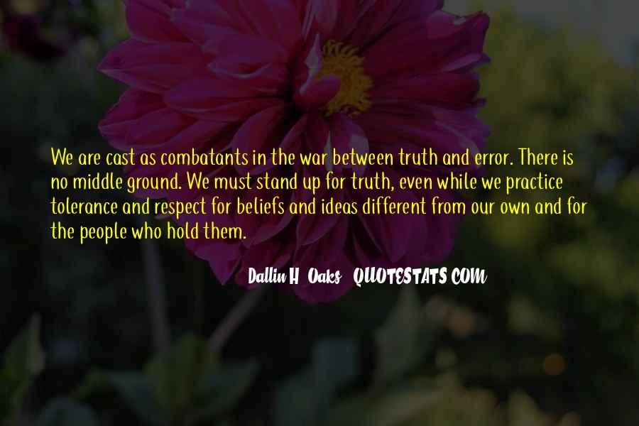 Dallin Oaks Quotes #1704605