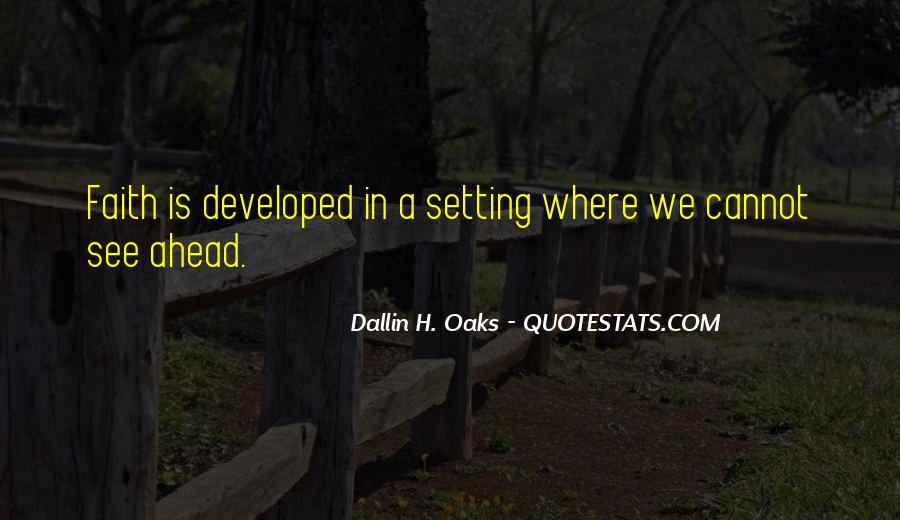 Dallin Oaks Quotes #213635