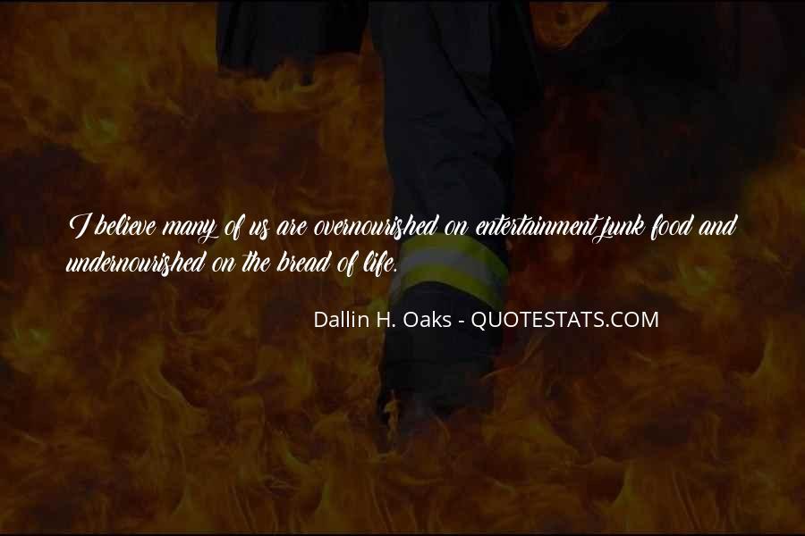 Dallin Oaks Quotes #294166