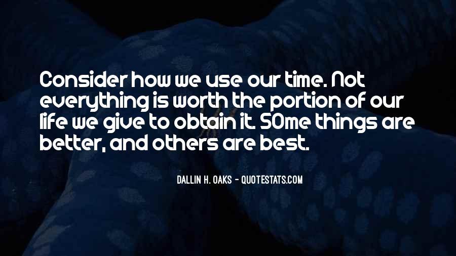Dallin Oaks Quotes #335128