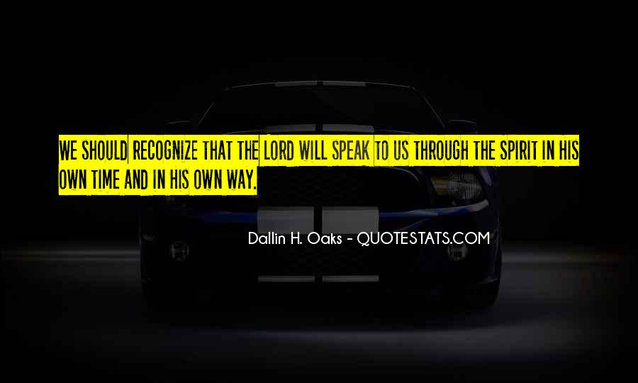 Dallin Oaks Quotes #410527