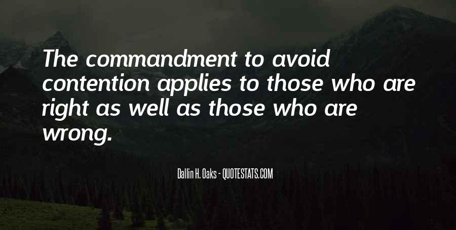 Dallin Oaks Quotes #4644