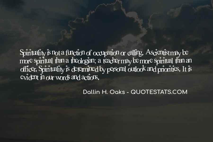 Dallin Oaks Quotes #483394