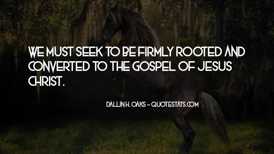 Dallin Oaks Quotes #549150