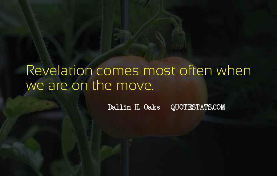 Dallin Oaks Quotes #587543