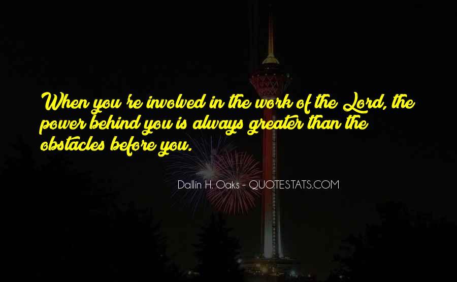 Dallin Oaks Quotes #655559