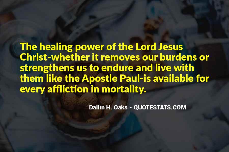 Dallin Oaks Quotes #700341