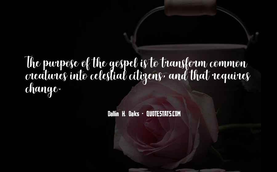 Dallin Oaks Quotes #740898