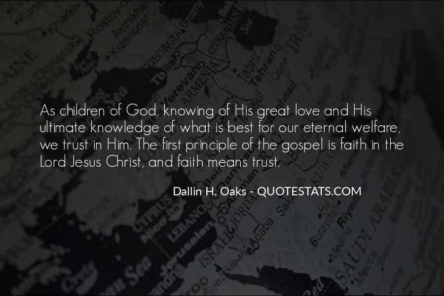 Dallin Oaks Quotes #746734