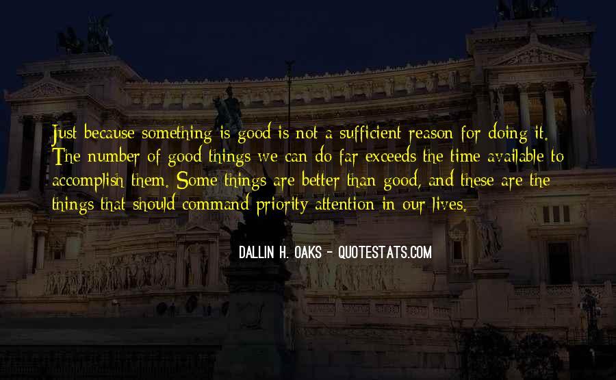 Dallin Oaks Quotes #796387