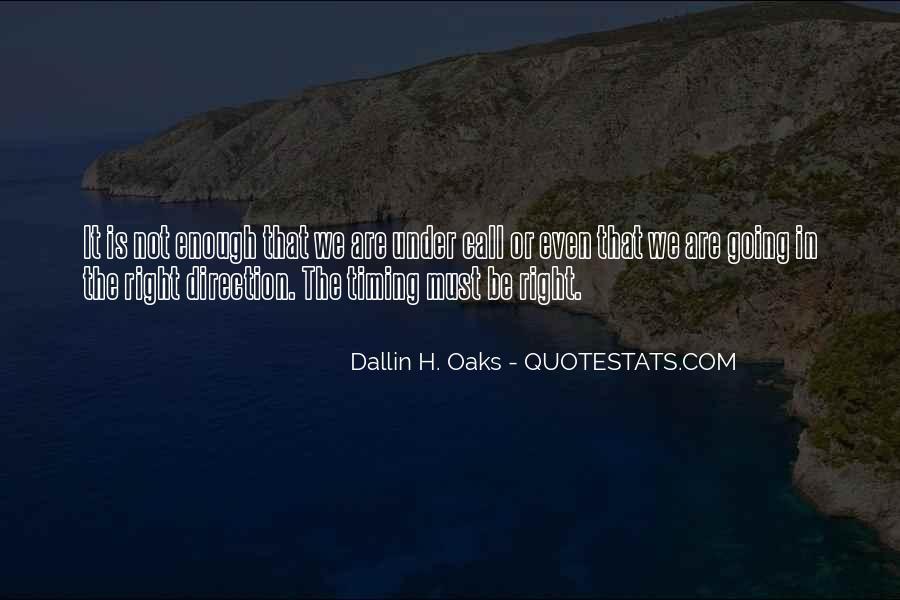 Dallin Oaks Quotes #93016