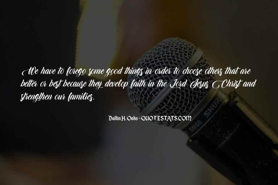 Dallin Oaks Quotes #930746