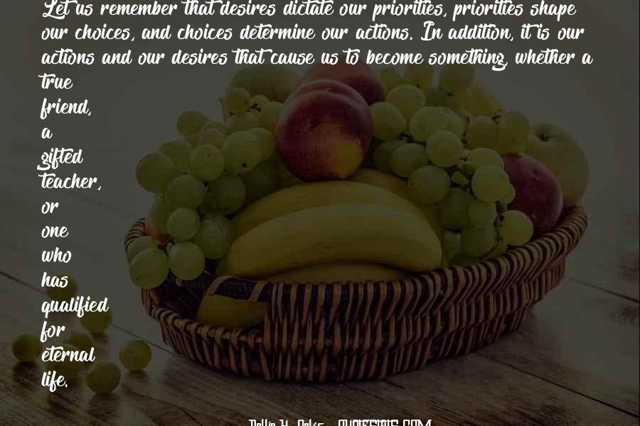 Dallin Oaks Quotes #954092