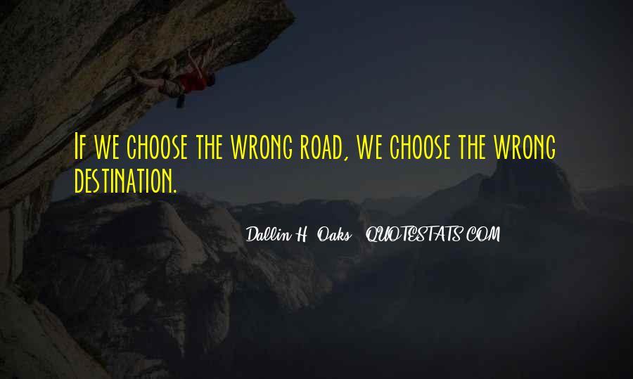 Dallin Oaks Quotes #959449