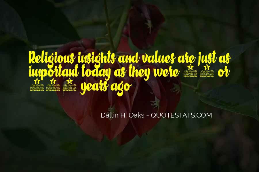 Dallin Oaks Quotes #961603