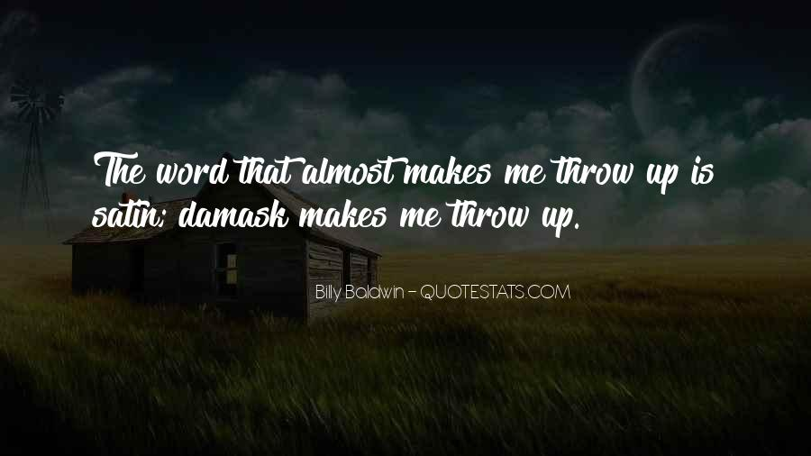 Damask Quotes #670696