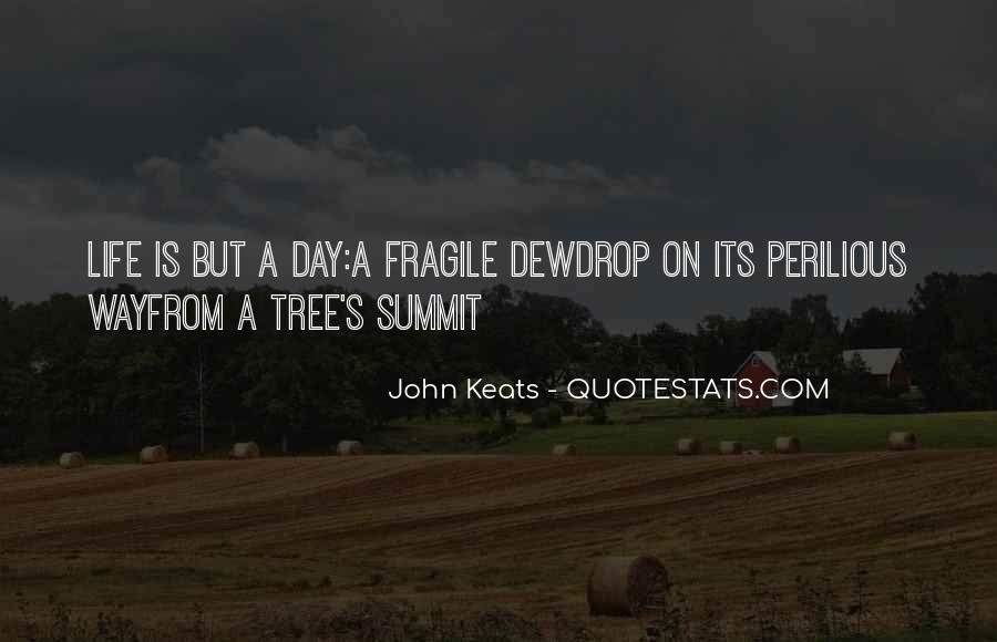 Quotes About Keats Time #400940