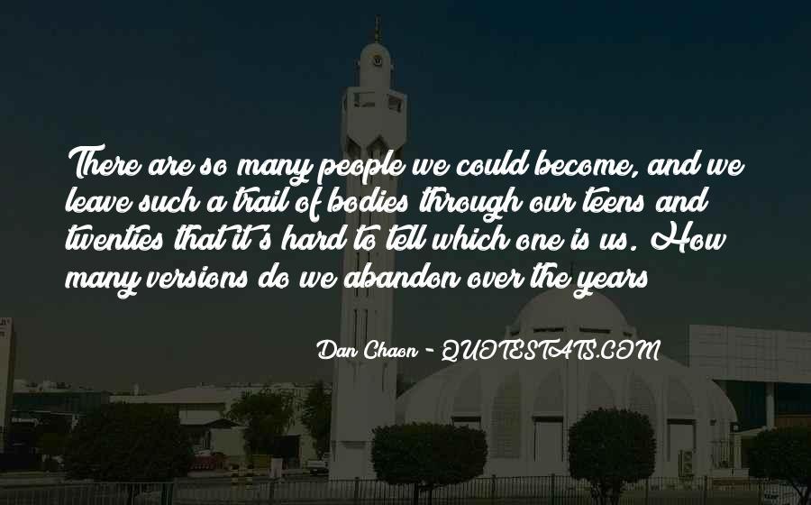 Dan Quotes #11392