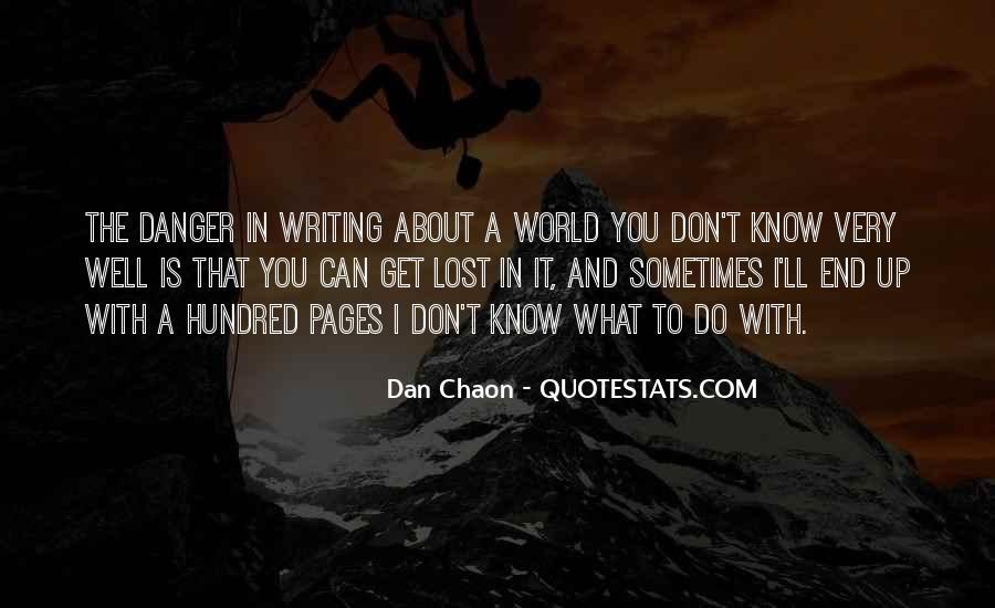 Dan Quotes #13322