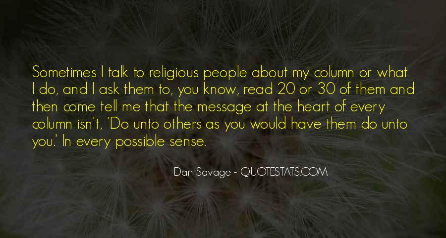 Dan Quotes #31165