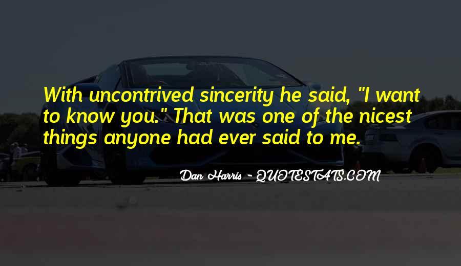 Dan Quotes #35601