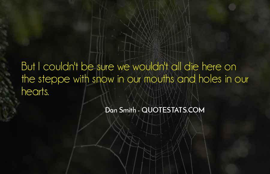 Dan Quotes #4995