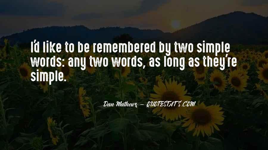 Dan Quotes #986