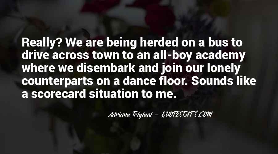 Dance Academy 3 Quotes #199544