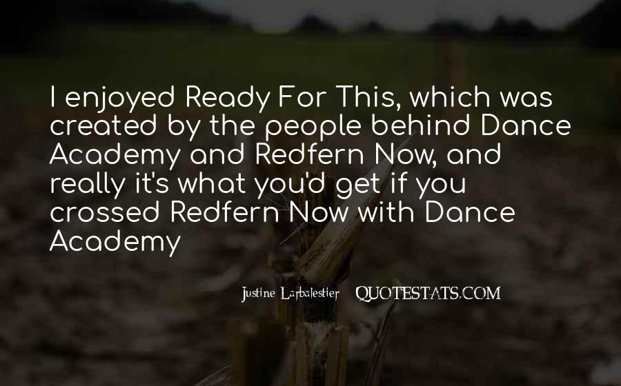 Dance Academy 3 Quotes #820258