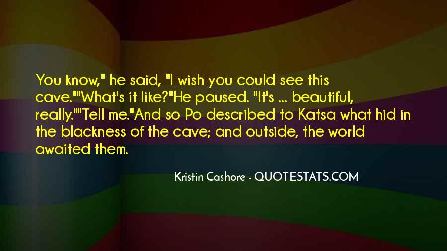 Quotes About Katsa #1044315