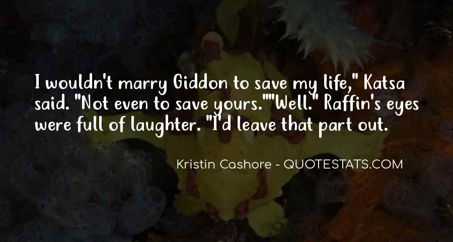 Quotes About Katsa #1533254